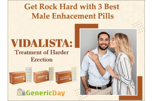 Get Rock Hand with 3 Best Male Enhacement Pills