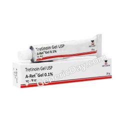 Buy A Ret Gel 0.1% 20 gm