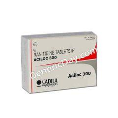 Buy Aciloc 300 Mg