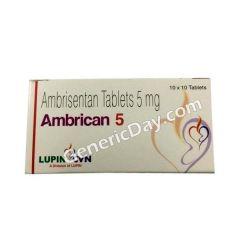Buy Ambrican 5 Mg