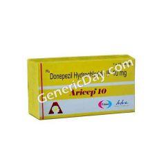 Buy Aricep 10 mg