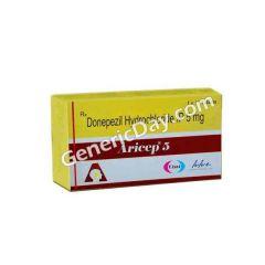 Buy Aricep 5 mg