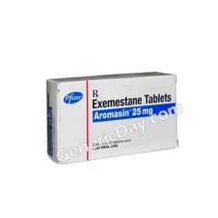Buy Aromasin 25 mg