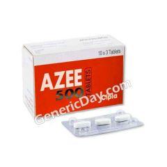 Buy Azee 500 Mg