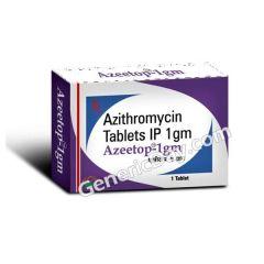 Buy Azeetop 1000 Mg