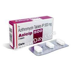 Buy Azicip 500 Mg