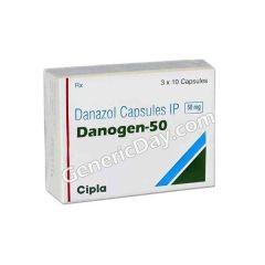Buy Danogen 50 mg