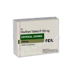 Buy Esperal 250 mg