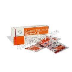 Buy Glucobay 25 mg