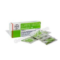 Buy Glucobay 50 mg