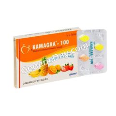 Buy Kamagra Chewable Tablet