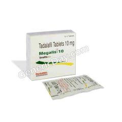 Buy Megalis 10 mg