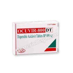 Buy Ocuvir 800 DT