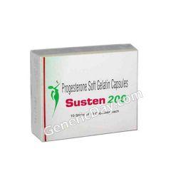 Buy Susten 200 mg Capsule