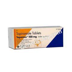Buy Topamac 100 mg