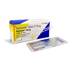 Buy Topamac 25 mg