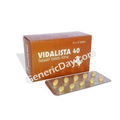 Buy Vidalista 40 mg